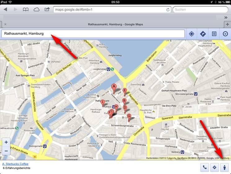Google Street View Strassenfotos Jetzt Auch Auf Iphone Und Ipad
