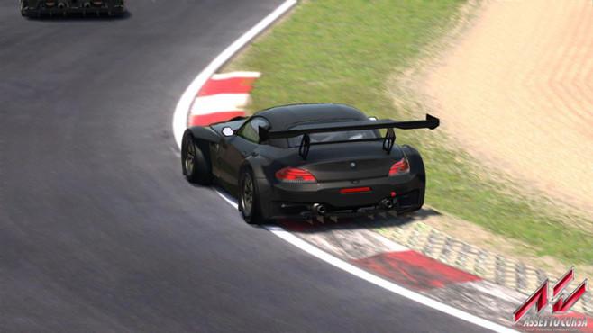 Rennspiel Assetto Corsa: BMW Z4 GT3 ©Kunos Simulazioni