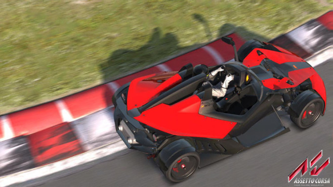Rennspiel Assetto Corsa: KTM X-BOW R ©Kunos Simulazioni