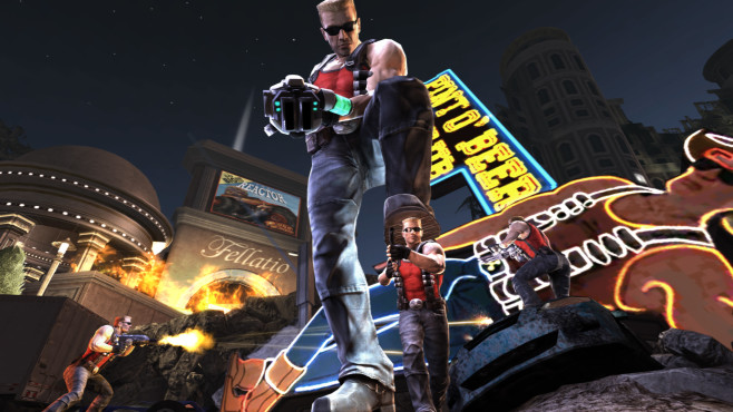 Duke Nukem Forever © Gearbox Software