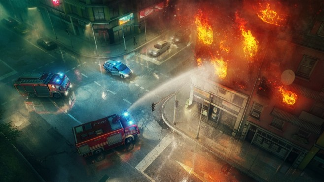Emergency 5 © Deep Silver