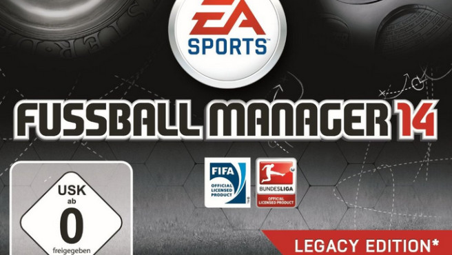 Fußball Manager 14 © Electronic Arts