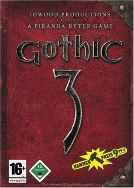 Gothic 3: Verpackung © JoWood