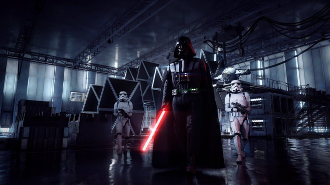 Star Wars – Battlefront 2 © Electronic Arts