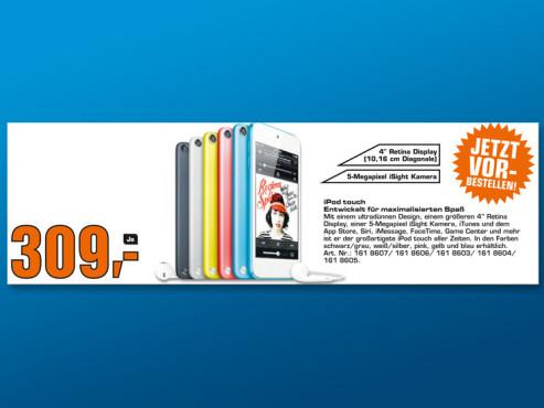 Apple iPod touch 32 GB ©Saturn