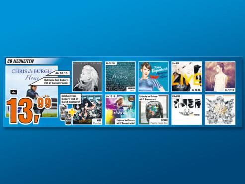 CD-Angebote ©Saturn