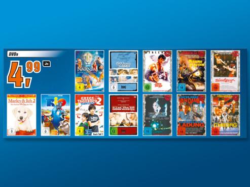 DVD Angebote ©Saturn