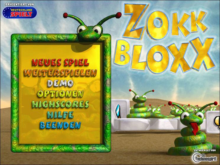 Bloxx Spiel