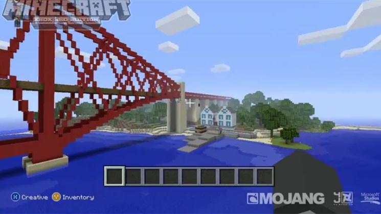 Minecraft Xbox 360 Erhalt Abenteuer Update Computer Bild Spiele