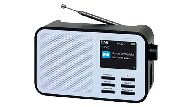 TERRIS audio DAB+ Radio mit Akku©Aldi