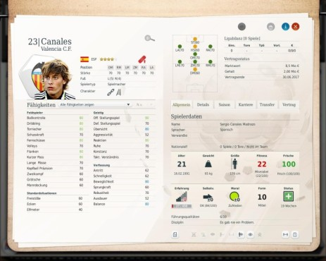 Simulation Fußball Manager 13: Sergio ©Electronic Arts
