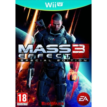 Mass Effect 3 – Special Edition - Pegi-Cover ©Electronic Arts