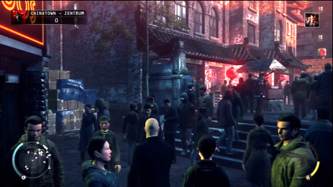 Actionspiel Hitman – Absolution: Chinatown © Square Enix