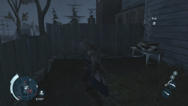 Actionspiel Assassin's Creed 3: Knack © Ubisoft