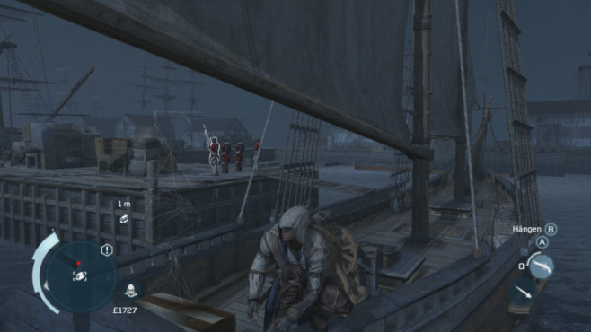 Actionspiel Assassin's Creed 3: Westen © Ubisoft