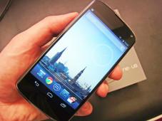 Google Nexus 4©Google