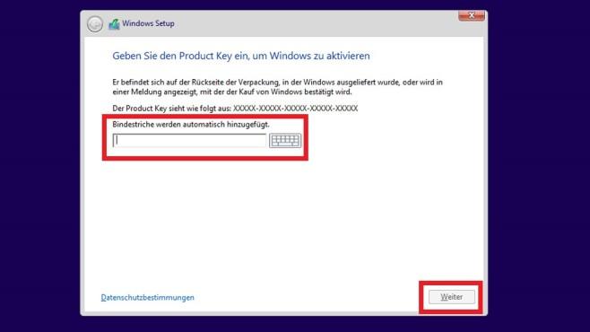 Anleitung: So installieren Sie Windows 8.1 ©COMPUTER BILD