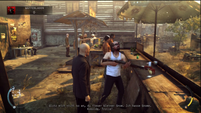 Actionspiel Hitman – Absolution: Lynch © IO Interactive