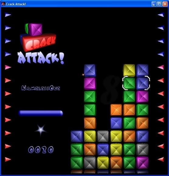 Screenshot 1 - Crack Attack