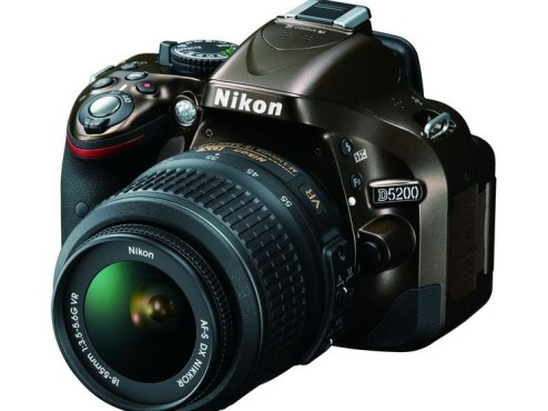 Nikon D5200 ©Nikon
