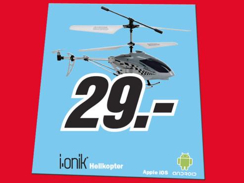 CnMemory I.Onik R/C Helikopter ©Media Markt