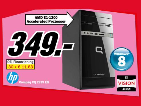 Hewlett-Packard HP Compaq CQ 2919 EG ©Media Markt