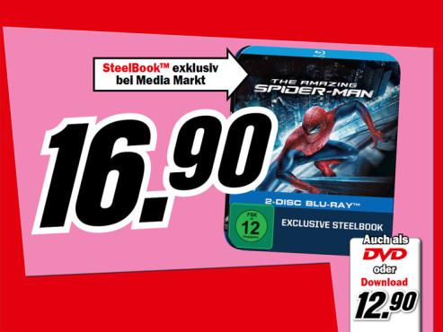 The Amazing Spider-Man ©Media Markt