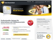 Kabel Deutschland Screenshot©COMPUTER BILD