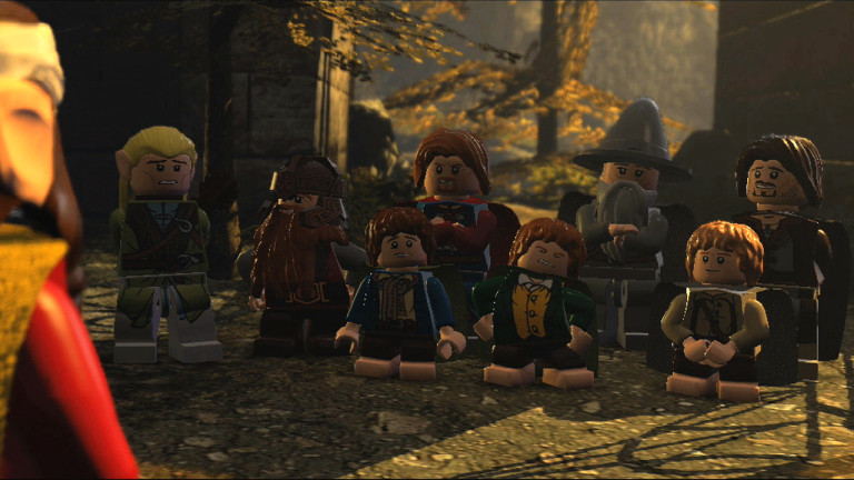 Video Herr Der RingeGameplay Lego Herr Lego EHYbeI2WD9