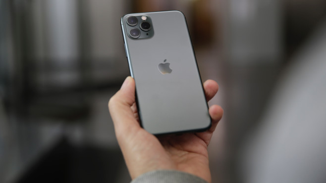 Apple iPhone 11 Pro © COMPUTER BILD