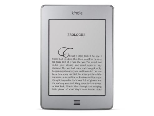 Der Kindle Touch von 2011. ©Amazon