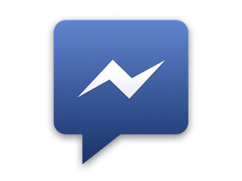 Facebook Messenger © Facebook Inc
