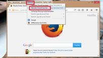 Browser-Verlauf löschen: Firefox©COMPUTER BILD
