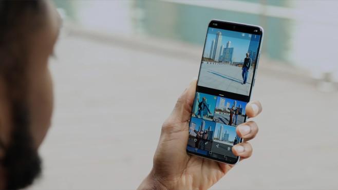 Samsung Galaxy S20 Ultra©Samsung
