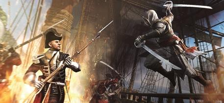 Actionspiel Assassin's Creed 4: Kapern©Ubisoft