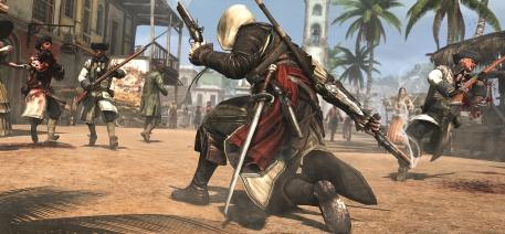 Actionspiel Assassin's Creed 4: Ort©Ubisoft