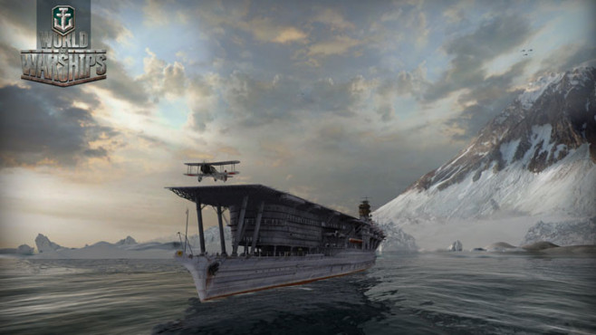 Actionspiel World of Warships: Flugzeugträger © Wargaming.net