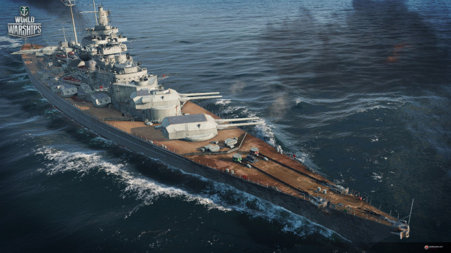 Bismarck © Wargaming