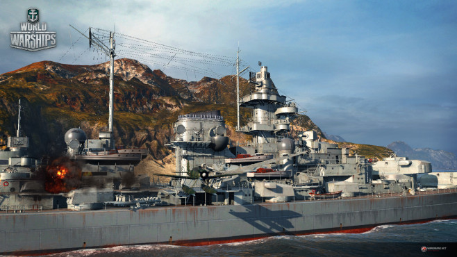 Tirpitz © Wargaming