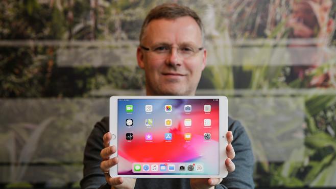 Apple iPad Air (2019) ©COMPUTER BILD