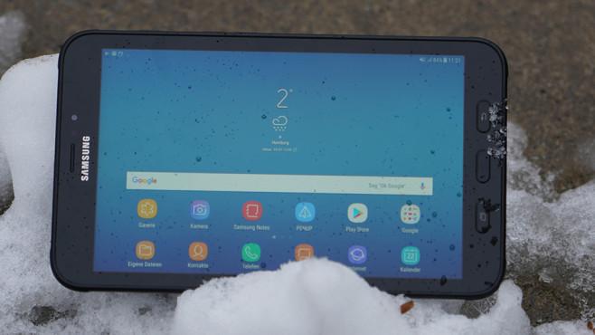 Samsung Galaxy Tab Active 2 ©COMPUTER BILD