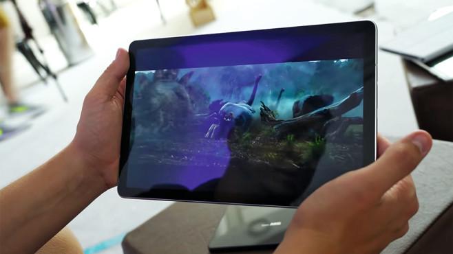 Samsung Galaxy Tab S4 10.5 ©COMPUTER BILD