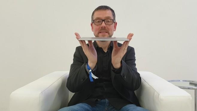 Samsung Galaxy Tab S5e ©COMPUTER BILD