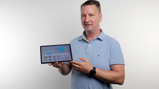 Samsung Galaxy Tab S6 ©COMPUTER BILD