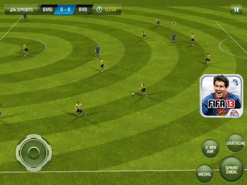 Fifa 13 ©EA Sports