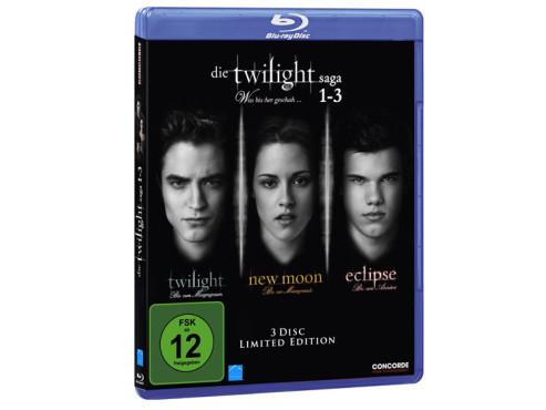 Die Twilight Saga ©Amazon