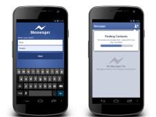 Facebook Messenger©Facebook
