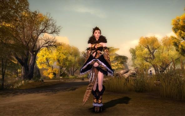 Age of Wushu ©Snail Games USA