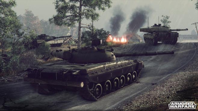 Armored Warfare ©Obsidian