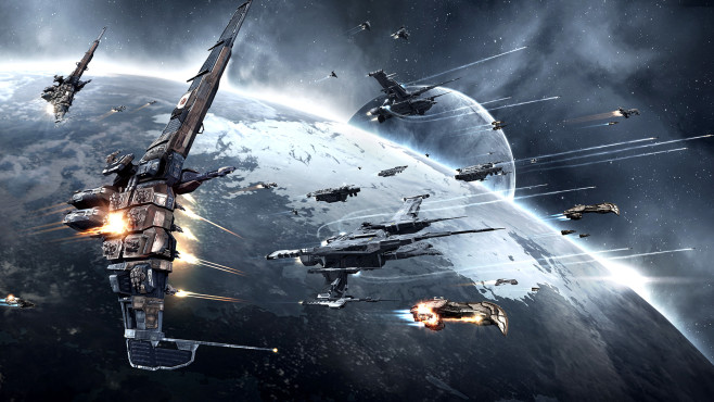 Eve Online © CCP Games
